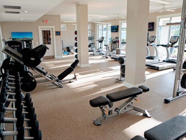 Eagle Point Golf Club - Accommodations - Fitness