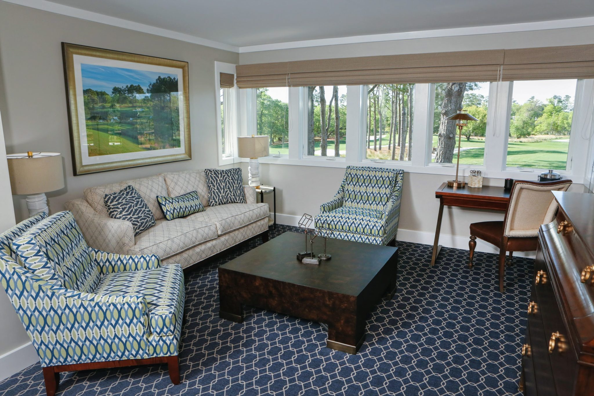 Eagle Point Golf Club - Accommodations - Living Area 1