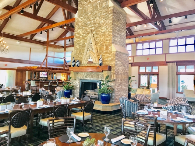 Eagle Point Golf Club - Clubhouse - Interior 2